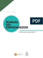 Manual Del Emprendedor 2014