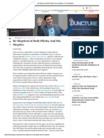 Be Skeptical of Both Piketty and His Skeptics _ FiveThirtyEight