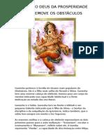 Ganesha o Deus Da Prosperidade