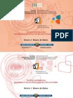 Módulo 2- Bases de Datos