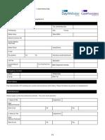 Care Home Reg Form