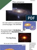 The Universe 3ºprimarypdf