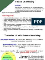 acid-base presentation
