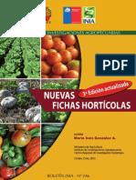 Fichas Hortícolas