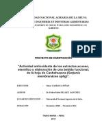 Estructura de Informa
