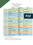 Calendario Diplomatura Clínica Equina 2015-2016