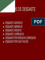 Desgaste y Corrosión de Materiales-PE