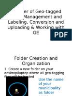 Geo Tagging Presentation