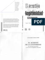 Luis Rubio & Edna Jaime - El Acertijo de La Legitimidad