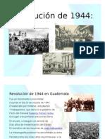 Revolución de 1944