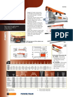 Power Team Hand Pumps - Catalog