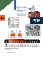 Power Team PA46/PA55 Series Pumps - Catalog