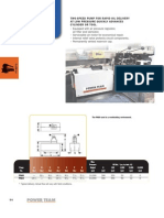 Power Team PA60 Series Pumps - Catalog