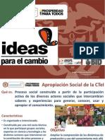 COLCIENCIAS Present IdeasxaelCambio Ab 2013