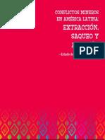 Conflictos Mineros en America Latina 2014-OCMAL