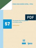 Vinculación Plan Presupuesto en America Latina