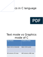 Graphics in C Language