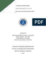 Krakatau Steel a Report