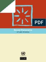 Social Panorama of Latin America