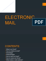 ict report  electronic mail  06-22-15