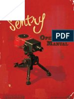 SentryManual web