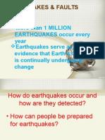 ppt earthquake