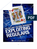 The No-Limit Holdem Workbook - Exploiting Regulars by Tri Slowhabit Nguyen