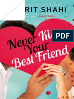 NEVER Kiss Your Best Frined PDF- Sum