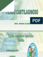 TEJIDO CARTILAGINOSO  MEDICINA