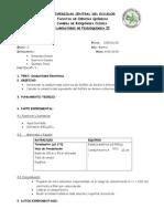 Informe 9 Conductividad Electrica