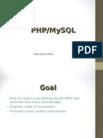 Lecture5 Php Mysql