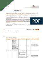 NICE Perform3 TCP UDP ports