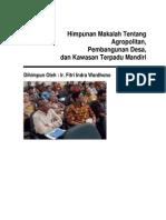 makalah tentang pengembangan agropolitan-140321040233-phpapp01