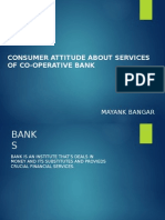 Co-op Bank Consumer Attitude