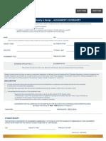 Fsd Assignment Coversheet