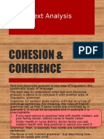 Cohesion n Coherence