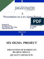 six sigma(Tata Motors)