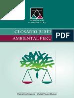 Glosario Juridico Ambiental Peruano