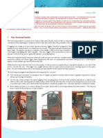 safety flash and investigation report