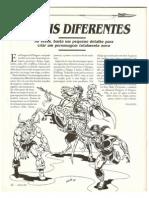 Personagens Novos Para D&D - Dragão Brasil 04