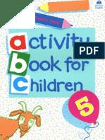 Oxford Activity Books for Children Books 5