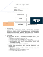 contoh analisis jabatan sekretaris