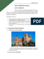 Tema 1 - Modernismo Catalán