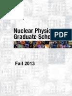 Grad Schools nuclear physics