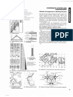 Coordinate System and Dimensioning