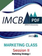 session2 marketing strategy i
