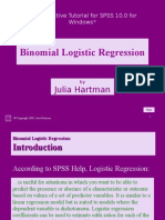 Regression Tutorial