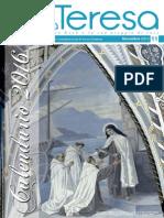 Santa Teresa di G. B. e la sua pioggia di rose
