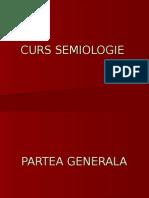 Curs Semiologie