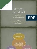 Referat Imunisasi